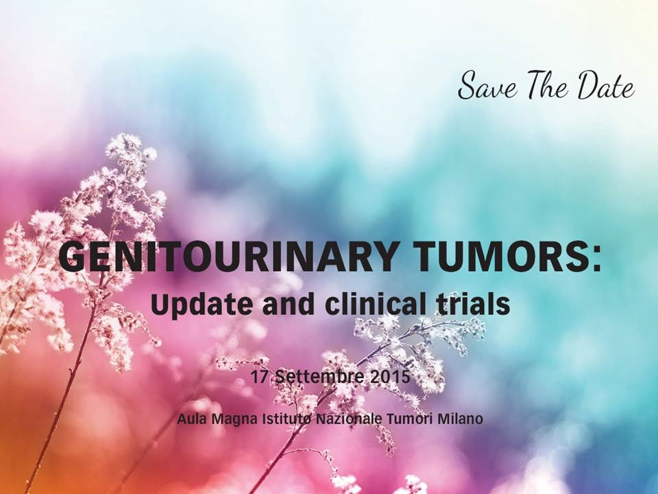 Genitourinary Tumors Update and Clinical Trials