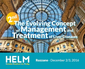 HELM - 2nd The Evolving Concept of Management and Treatment of Liver Diseases