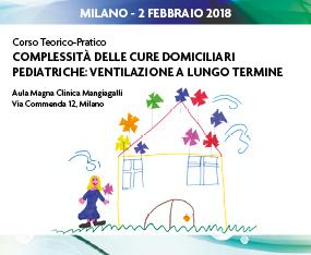 Corso Teorico-Pratico - Complessità delle Cure Domiciliari Pediatriche: Ventilazione a Lungo Termine