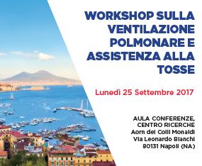 Workshop sulla Ventilazione Polmonare e Assistenza alla Tosse