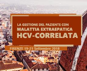 La gestione del paziente con malattia extraepatica HCV correlata