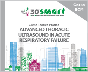 Corso Teorico Pratico - ADVANCED THORACIC ULTRASOUND IN ACUTE RESPIRATORY FAILURE