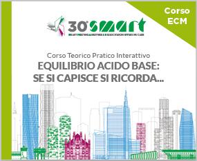 Corso Teorico Pratico Interattivo - EQUILIBRIO ACIDO BASE: SESI CAPISCE SI RICORDA...