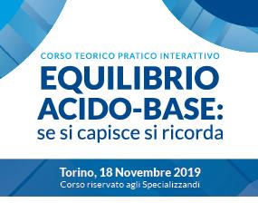 Corso Teorico Pratico Interattivo - EQUILIBRIO ACIDO BASE: SE SI CAPISCE SI RICORDA
