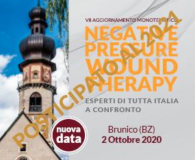 VII AGGIORNAMENTO MONOTEMATICO - NEGATIVE PRESSURE WOUND THERAPY