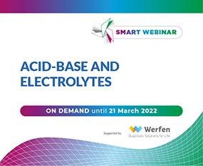 SMART WEBINAR ON DEMAND<br>Acid-Base and Electrolytes