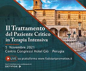 EVENTO IBRIDO<br>Il Trattamento del Paziente Critico in Terapia Intensiva